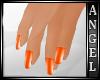 ~A~Orange Nail Polish