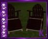 {K} Lawn Chairs