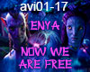 Enya Now we are free RUS