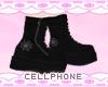 spiderweb boots ❤