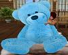 Large Kids Bear Blue
