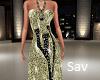 Luis Vuitton Gown