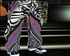 DKNY TRIBAL PANTS