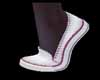 Aari White Glow Sneaker