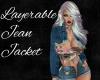 Layerable Jean Jacket