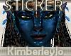 Neytiri Sticker