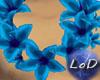 Aloha Blue Lei