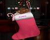 Sarita Holiday Stocking