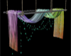 animated rainbow drapery