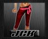 [JGK] Pink Belt RedPant