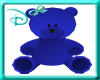 Ds Teddy (Blue)