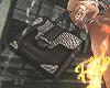 Grey SnakePrint Handbag