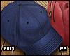 Ez| Blue Cap ( 8P)