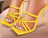 🤍Tina Yellow Heels