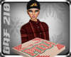 Pizza Girl! Delivery F