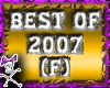 Best Of 2007 (F)