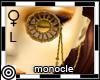 *m Steampunk Monocle L F