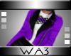 WA3 Fall Jacket-Purple