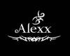 Alexx Back Stamp Tattoo