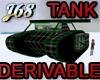 J68 WWI British Tank