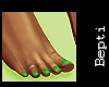 B! Green Toes