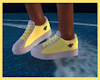Summer Yellow Sneakers
