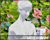 ☽ Statue Lady