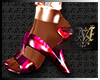 8 ROSE SHOES