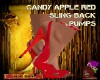 DM:CANDYAPPLE ANKLE PUMP