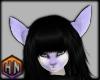 Lavendeer ears furry