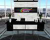 Skyline Reception Desk.-