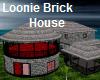 Loonie brick home