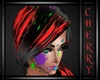}CB{ Paint Hair
