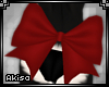|AK| Red Butt Bow M/F