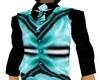The Aqua B&W Vest