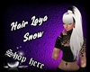 Hair Laya Snow