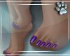 Perfect Feet -Dusk