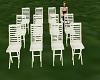 Extra wedding seating