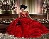 robe dress rouge diamant