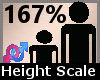 Height Scaler 167% F A