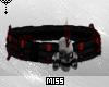 {M} Skulls Belt M