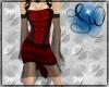 [SW] Tux Dress Red