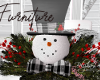Christmas Snowman:Be