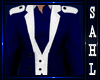 LS~FORMAL WEAR SUIT BLUE