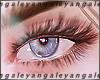 A   Zell eye makeup
