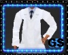 """GS"" DOCTOR WHITE COAT"