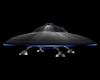 Animated Flying Saucer 1