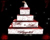 Mr & Mrs Sipp45 Wed/Cake