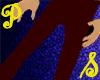 Burgandy Mix n Match (p)