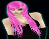 Pink girly long hair